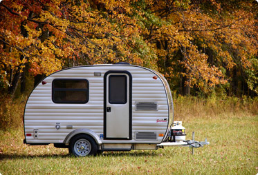 Serro Scotty Teardrop Trailer