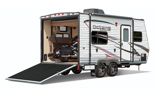 Toy Hauler Travel Trailers Top 8 Brands 42 Models Best Travel