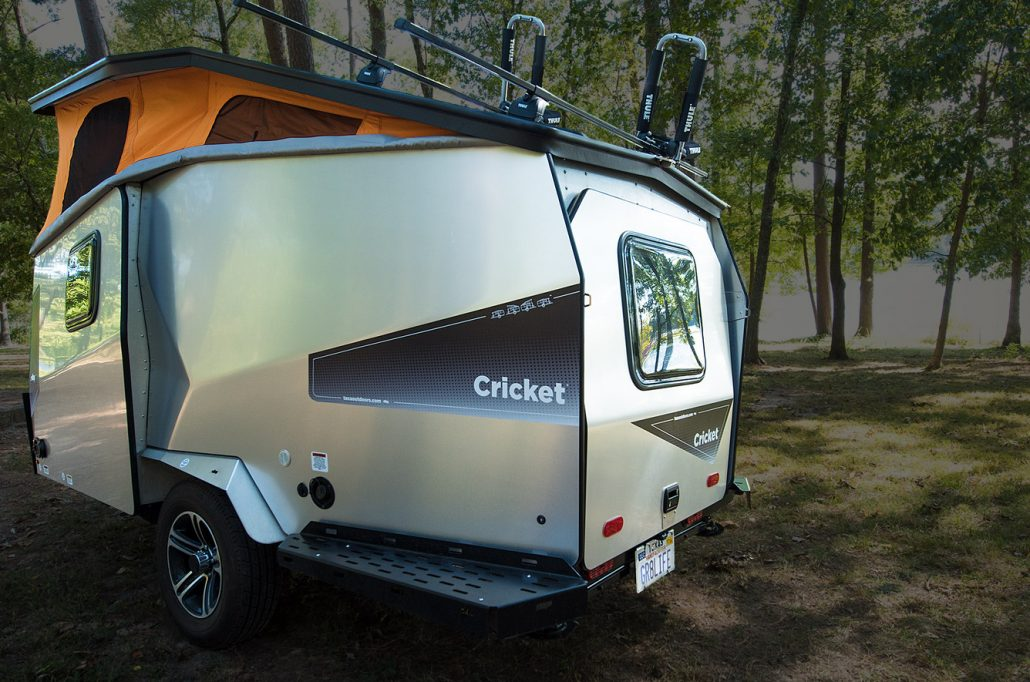 Taxa Cricket - Best Small Travel Trailers