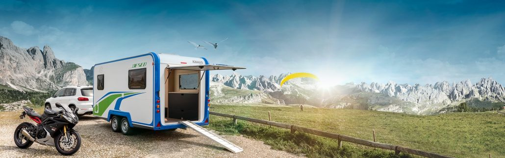 Knaus Deseo - Best Travel Trailers