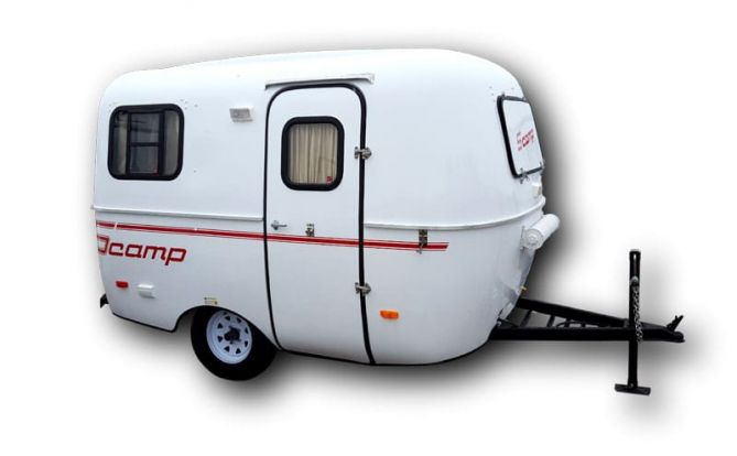 Scamp 13' - Best Travel Trailers