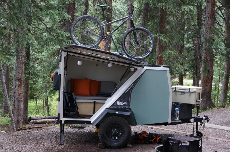 Taxa Tigermoth Rugged - Best Travel Trailers