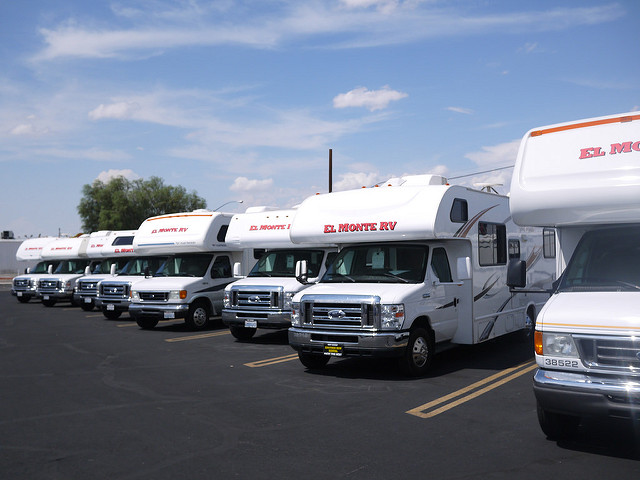 RV consumer reviews