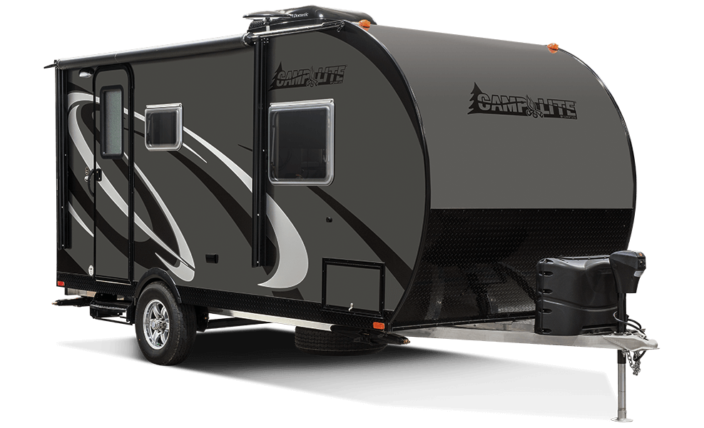 Ultra Light Travel Trailers - CampLite