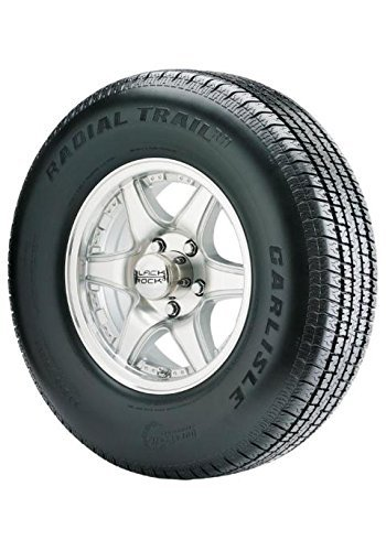 best travel trailer tires - Carlisle Radial Trail RH Trailer Tire